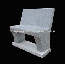 Modern Design Garden Granite Stone Bench