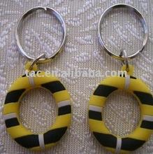 Custom rubber keychains/High Quality Soft Pvc Keychain