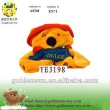 Little winnie bear plush toy & winnie bear soft toy