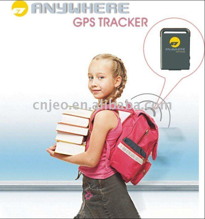 Human Tracking Device