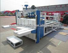 dongguang corrugated semi-automatic glue machine
