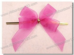 ribbon pull bow for gift