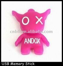 2012 animal shape usb flash memory 4gb