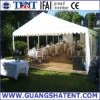 outdoor luxury pvc party tent with floor