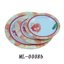 melamine plate one dollar item