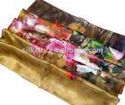 Factory - No MOQ - Free Sample Digital print custom design silk scarf