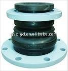 Flanged Spherical rubber pipe joints