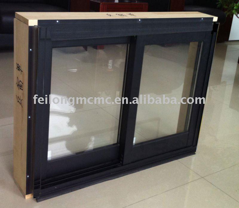 how to put timber reveals on aluminium frame