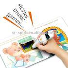 2012 new educational toys, hot downloadable reading pen XR-2EN