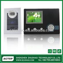 2012 fashion waterproof Cheapest wireless video door bell