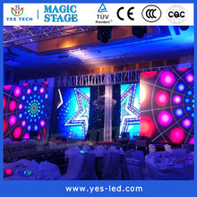 p6 dot matrix led indoor screen reliable supplier stage video display