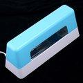 9 W del arte del clavo del secador de curado UV GEL luz de la lámpara del bulbo azul HN309