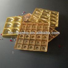 Chocolate tray,plastic chocolate tray