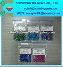 Round Cubic Zirconia / CZ stone for jewelry factory prices