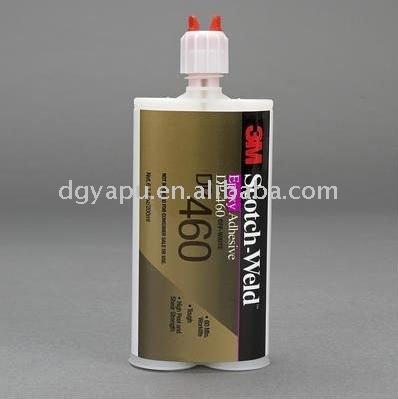 3 M DP460 Scotch weld adhesive cola