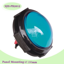 Domed push button for Amusement machine/Big Amusement machine push button