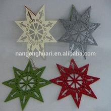 Popular Christmas felt ornaments