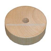 round wooden furniture hole plug