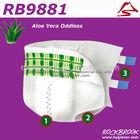 Pharmacy/Leak guard/Training/Inida/Stocklot/Soft/In bulks/B grade/Comfrey/ Senior/Unisex Diaper OEM Comfort Fujian Adult Nappy