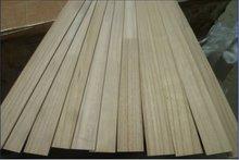 Sanded venetian blinds parts