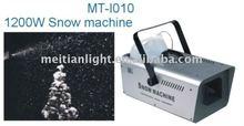 1200W Snow machine