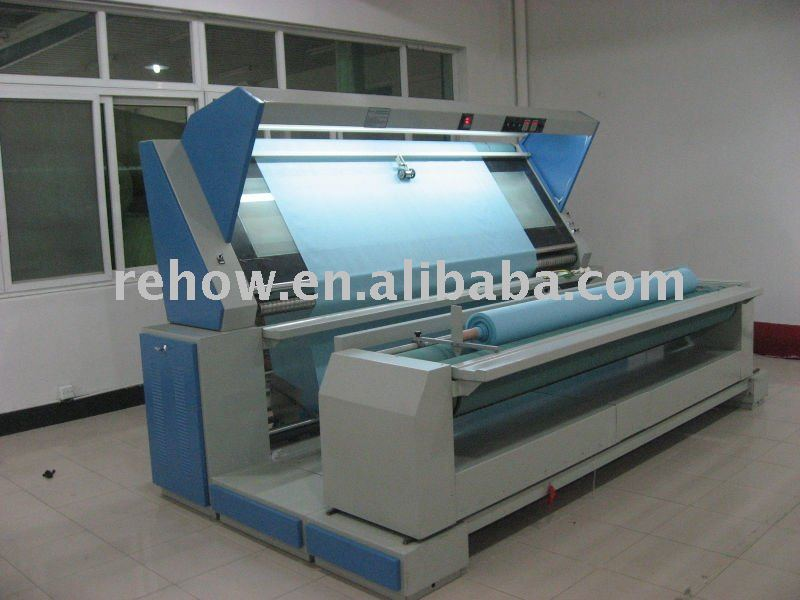 OW-B Open-width Fabric Inspection Rolling Machine