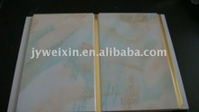 Printing PVC wall and ceiling panels for shower rooms in steady quality