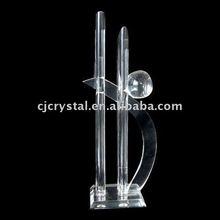 Crystal Award Craft