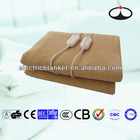 Carbon fiber far-infrared electric heating blanket