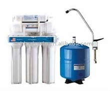 Five Stage Domestic RO Filtration System