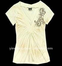 Fashion lady blouse