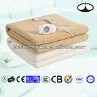 fleece electric warm heating blanket