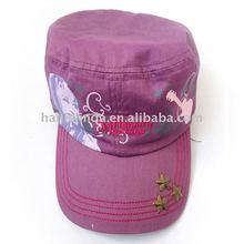 fashionable kids baseball cap with cartoon for children