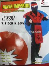 Ninja Carnival Costume For Children TZ-93193R