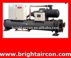 flooded ground source heat pump (water source heat pump) R134A