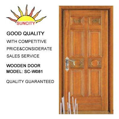 Eski ahşap kapılar satılık sc-w081 Ce, ISO9001