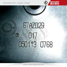 Metal Marking serial number Portable Car Frame Pneumatic Pin Marking Machine manufacturer products low prices