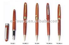 Stationery ,Twisting Wooden Ballpoint Pen