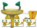 Home sicurezza lavaggio oculare& doccia lavaocchi portatile soluzione& eyewasher