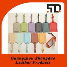 da sposa popolari tag personalizzati in pelle vari colori etichetta bagagli