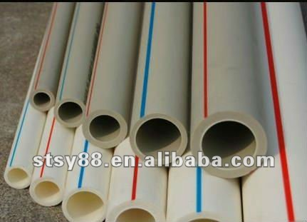 PPR pipe solar heater water pipe