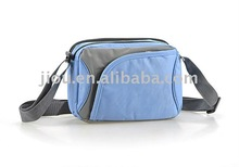 Mini size sky blue color waist bag