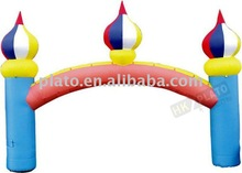 2012 Advertising Airblown Inflatable Archway