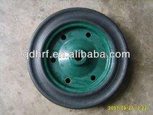 "wheelbarrow solid rubber wheel 13"""