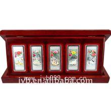 Silver animal art and craft souvenir