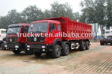 heavy duty 8x4 40T northbenz tipper truck