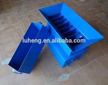 Steel Soil Riffle Sampler (sample dividers)