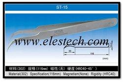 ST-15 Stainless tweezer