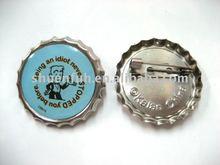 tin button badge