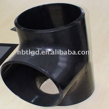 carbon steel black Tee/steel fitting/astm wpb a234